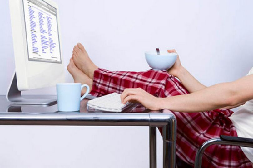 Get Setup To Work From Home